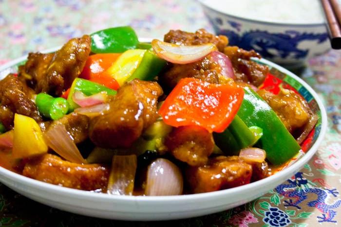 Gu Lou Yuk 咕噜肉 Cantonese Style Sweet And Sour Pork