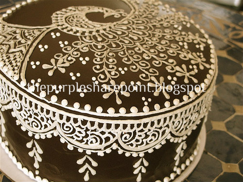 Mehndi Cake Table : Pin mehndi inspired cake for traditional indian themed