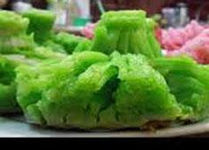 Resep makanan indonesia kue bikang spesial (istimewa) praktis mudah dengan rasanya legit, sedap, enak, nikmat lezat
