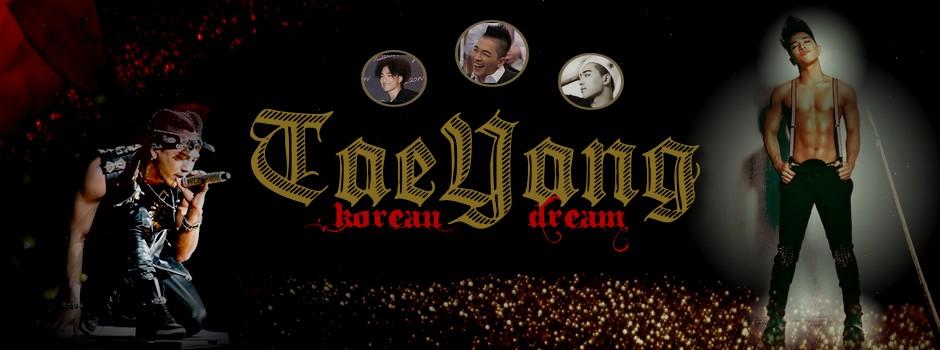 TaeyangKoreanDream