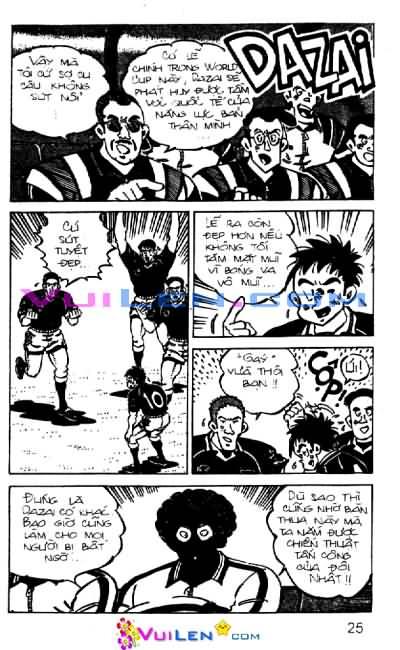 Jindodinho - Đường Dẫn Đến Khung Thành III Tập 64 page 25 Congtruyen24h