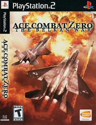 Ace Combat Zero-The Belkan War Iso Cover