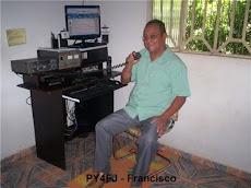 PY4FJ - CHICO DAS MUDAS - DIVINÓPOLIS