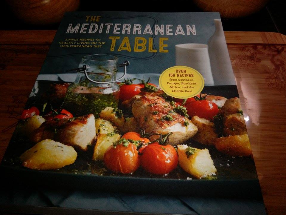 Being Someone Who Loves To Cook And Try New Recipes And Flavors From All  Over The World, I Was Happy To Get The Mediterranean Table: Simple Recipes  For ...