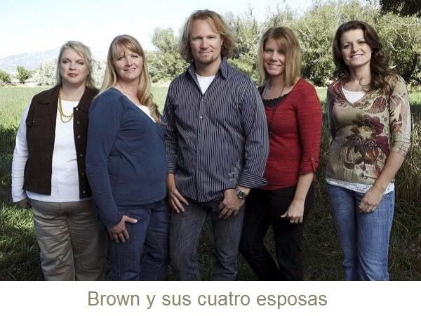 La lucha de Kody Brown y sus cuatro esposas