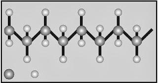 polimer rantai lurus