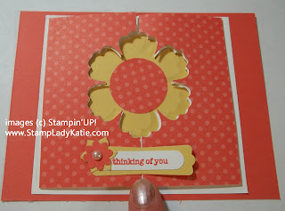Double Punched Gate Fold card made by StampLadyKatie