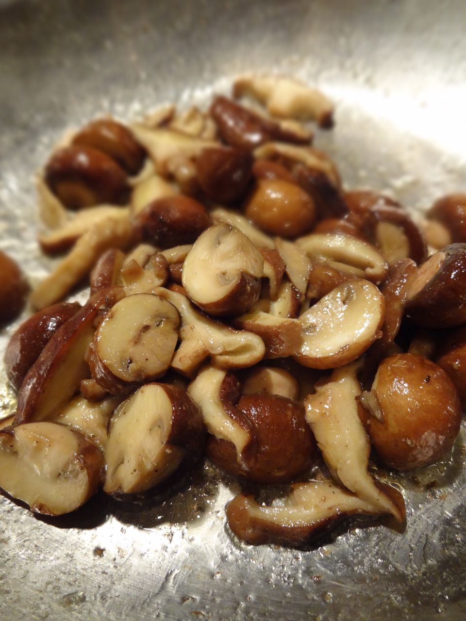 ... shiitake mushrooms pan seared scallops with shiitake mushrooms and