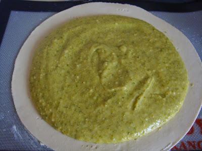 galette pistache