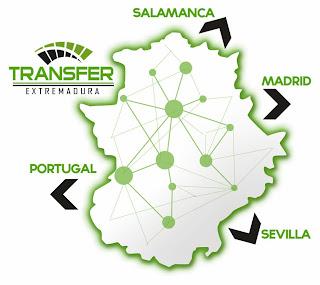 trayectos en taxi desde Badajoz hasta madrid, portugal o sevilla