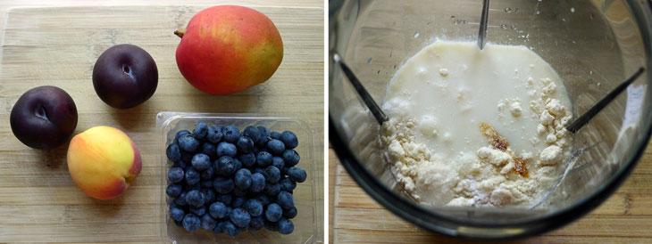 Cooking Weekends: Mixed Fruit Flaugnarde (Gluten Free)