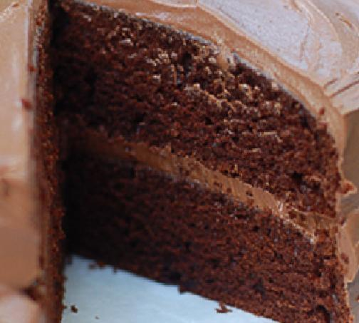Now You Can Pin It!: Chocolate Mayonnaise Cake