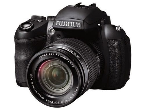 Buy Online Fujifilm Finepix HS35EXR 16MP Point and Shoot Camera (Black) with 30x Optical Zoom at Rs.12,995