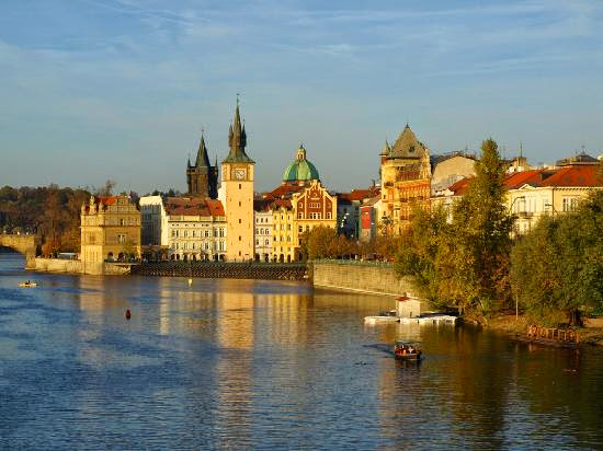 Top 25 destinations in the world: Prague, Czech Republic