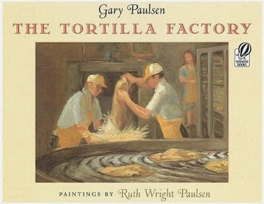 bookcover of THE TORTILLA FACTORY by Gary Paulsen