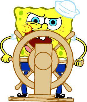 bob esponja pirata