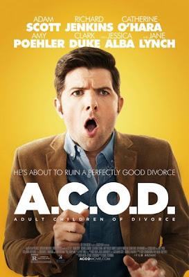 A.C.O.D. Adam Scott Poster