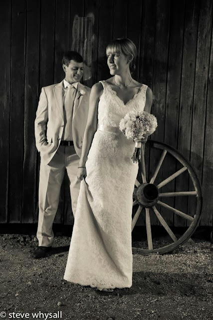 Stone Manor Country Club Bride and Groom