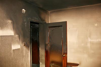 daños por incendio