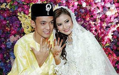 Gambar Tomok Siti Rahayu Majlis Berinai