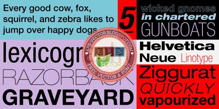 Helvetica-Neue-LT-Std-font