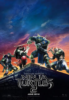 Film Teenage Mutant Ninja Turtles: Out of the Shadows 2016