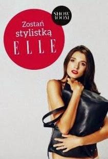 Obraz: billboard reklamowy konkursu Zostań stylistką ELLE