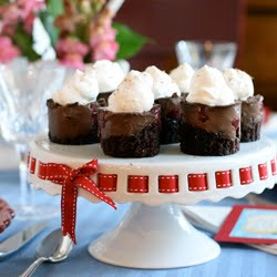 Chocolate Cherry Trifle
