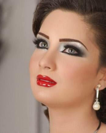 maquillage libanais et chignon de mariee youtube 2017 - Maquillage Libanais Mariage
