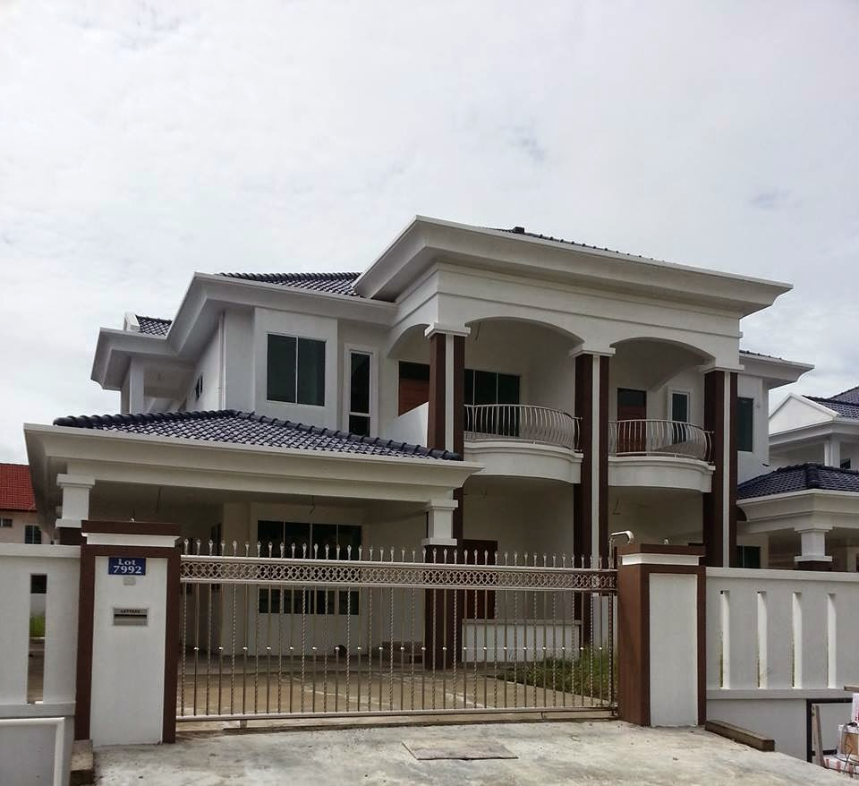 Garden By The Bay Majestic house for sale at majestic garden luak bay miri - miri property market