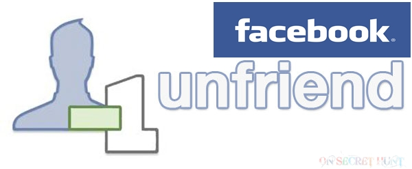 unfriend1 How To Delete/Unfriend Facebook Friends In Bulk/Mass