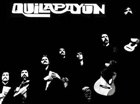 QUILAPAYUN - DISCOGRAFIA
