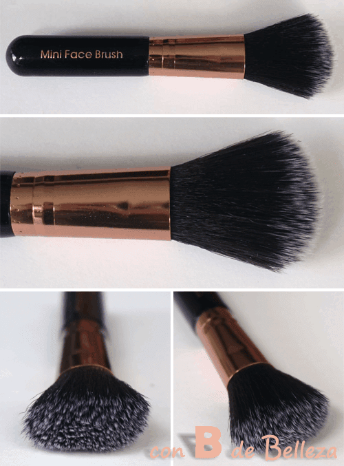 Mini face brush