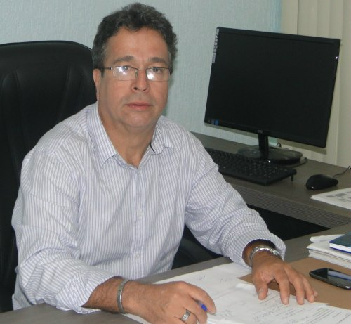 O PRESIDENTE DA EMASA RICARDO CAMPOS PARABENIZA ITABUNA PELOS SEUS 105 ANOS DE EMANCIPAÇÃO POLÍTICA