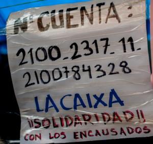 Cuenta Solidaridad Encausados Gamonal