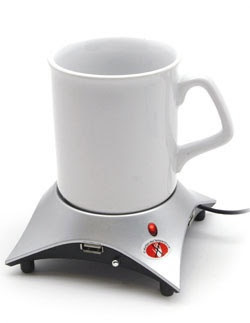 CENTRUM LINK - EXEC GIFTS - USB CUP WARMER