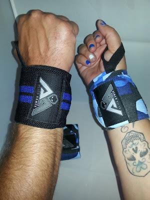 Alien Armor Wrist Wraps #alienwrap