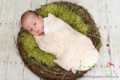 Winston Salem Newborn Photographer - Fantasy Photography, LLC