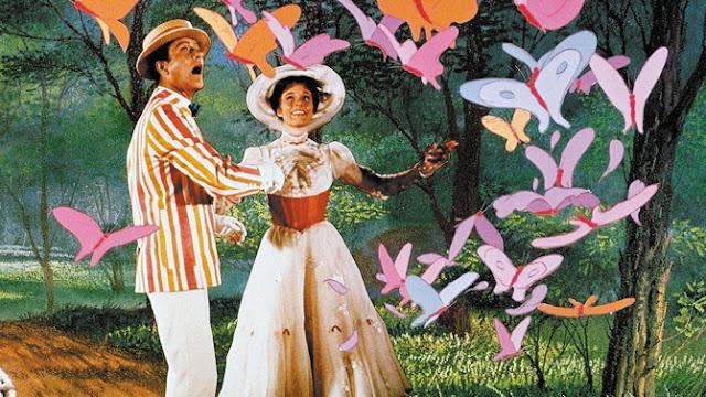 Walt Disney Pictures prepara una secuela de 'Mary Poppins'