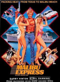 Malibu Express 1985