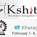 Kshitij 2013, Techno-Management Fest by IIT,Kharagpur