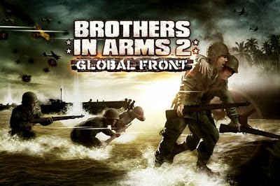 [Links atualizados] Download Brothers In Arms 2 Android Hvga e HD Apk + Sd files data