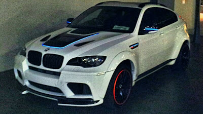 Almost X6M Falcon Spotted in South Africa