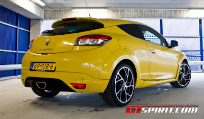 2011 Renault Megane RS250 Cup