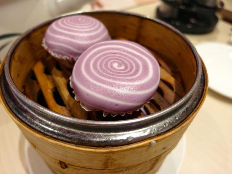 Purple Custard Bun Canton-i City Square A day in JB lunarrive Malaysia