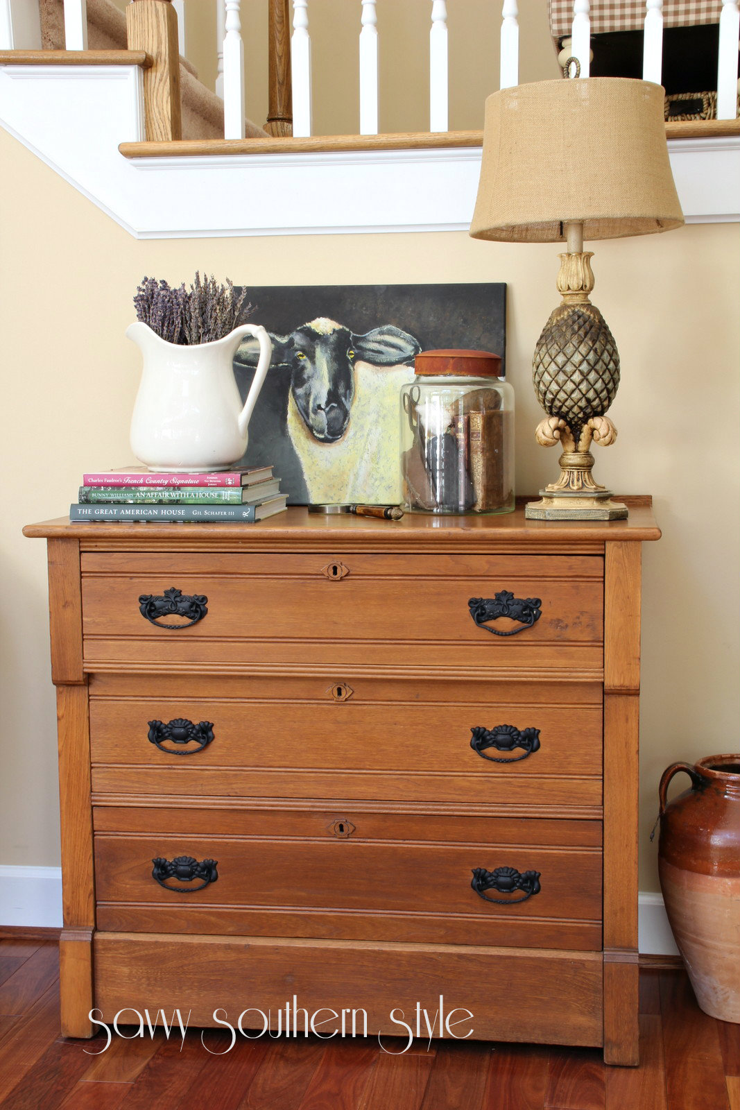 savvy southern style furniture swapping