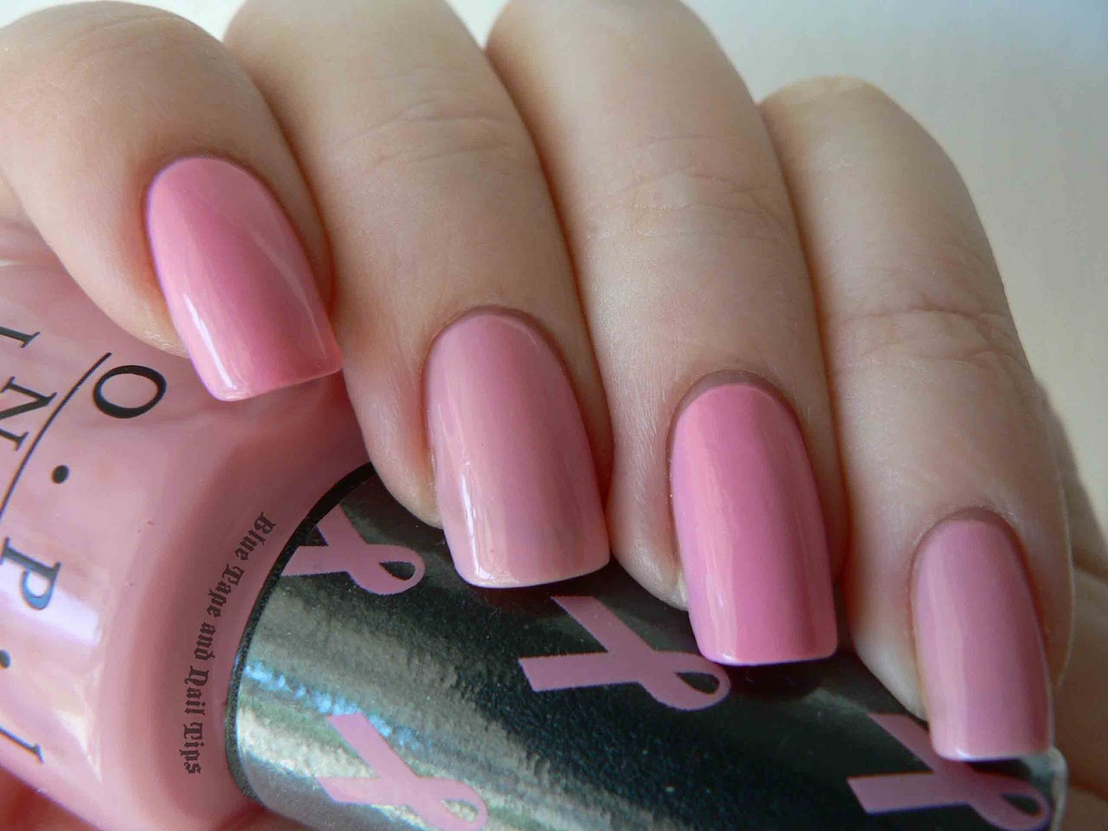 Blue Tape and Nail Tips: OPI Pink of Hearts 2013 Swatches and Review