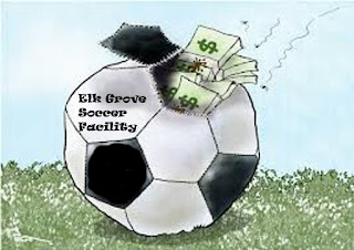 Opinion – Soccer Facility Demonstrates Elk Grove City Council's Poor Planning, Sketchy Financing