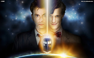 The 2012 STV Favourite TV Series Competition - Day 23 - Doctor Who vs. Castle & Alias vs. Buffy the Vampire Slayer