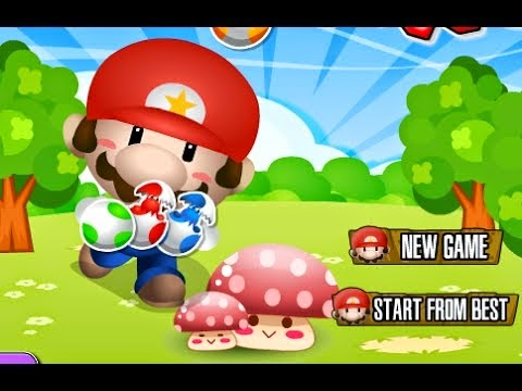 Mario Yumurtaları Koru